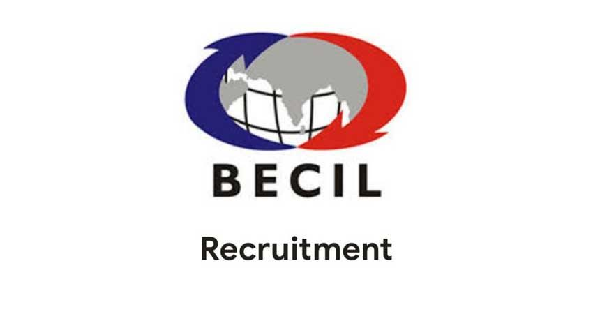BECIL Pharmacist Recruitment 2019